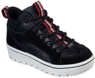 Skechers Women's Sneakers BLK - Black Funkshion Street Cleats Sneaker - Women