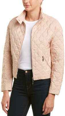 Moncler Silk-Lined Jacket