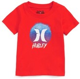 Hurley Infant Boy's Dawn Of Surf T-Shirt