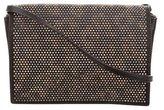 MCM Studded Leather Crossbody Bag