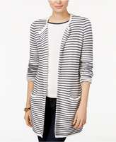 Tommy Hilfiger Taylor Striped Cardigan , Only at Macy's