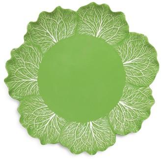 Tory Burch Lettuce Ware Round Platter