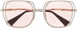 Kuboraum H14 sunglasses