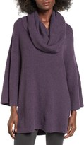 Sun & Shadow Cowl Neck Tunic