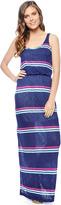 Splendid Hermosa Stripe Maxi Dress