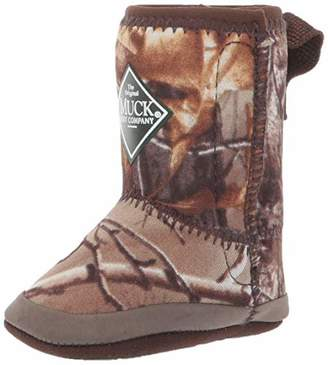 Muck Boot Kid's My First Mucks Realtree Xtra Neoprene Booties - Size 3