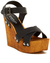 Charles by Charles David Munich Strap Wedge Sandal