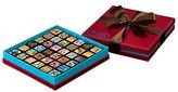 MarieBelle 36-Piece Ganache Red Box Set