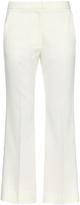 Stella McCartney Eden cropped-flare wool trousers