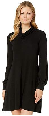 Karen Kane Turtleneck Sweaterdress