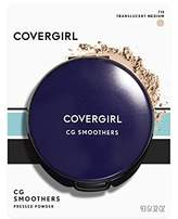 Cover Girl Smoothers Pressed Powder, Translucent Medium .32 oz (9.3 g) (Packaging may vary)