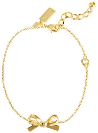 Kate Spade Bow Charm Bracelet
