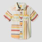 Genuine Kids from OshKosh Toddler Boys' Button Down Shirt - Genuine Kids from OshKosh® Monarch Orange