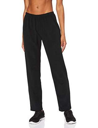 Trigema Women's 557092 Sports Pants, (Black 008)