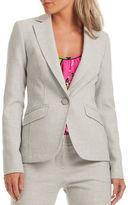 Trina Turk Koji Long Sleeve Blazer