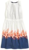Tommy Hilfiger Final Sale- Tropics Sleeveless Dress