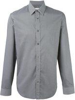 Maison Margiela micro print slim fit shirt - men - Cotton - 38