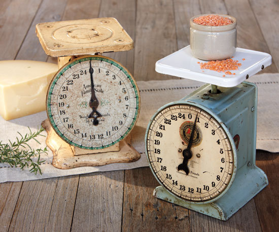 Napa Style Vintage Kitchen Scales