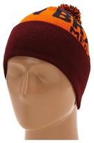 Brixton Miller (Burgundy/Orange) - Hats