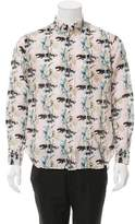 Gitman Brothers Printed Button-Up Shirt