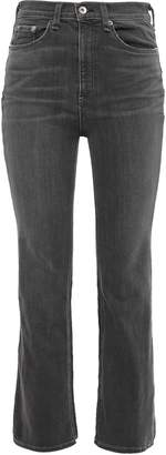 Rag & Bone High-rise Kick-flare Jeans