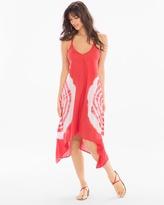 Soma Intimates Scarf Hem Coverup Dress