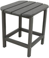 Polywood South Beach Side Table - Slate