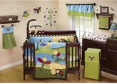 NoJo Critter Babies 7-pc. Crib Set