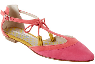 Boden Alice Suede Flat
