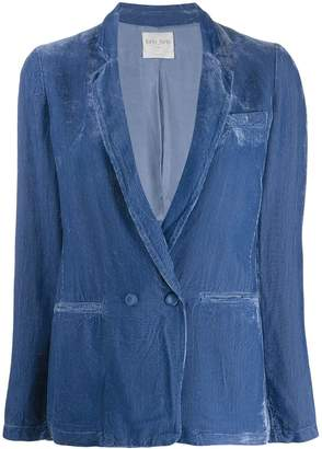 Forte Forte ribbed double-breasted blazer
