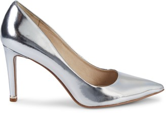 Kenneth Cole New York Riley Patent Leather Stiletto Pumps
