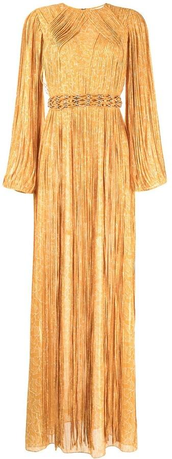 Sachin + Babi Calista gown