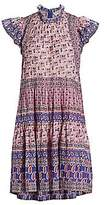 Sea Women's Bianca Babydoll Dress - Size 0
