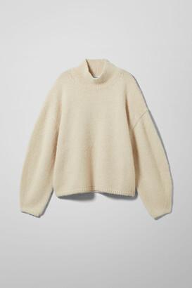 Weekday Aino Sweater - Beige