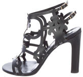 Hermes Karlotta Laser Cut Sandals