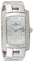 Baume & Mercier Diamond Hampton Watch