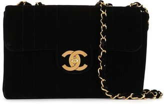 Chanel Pre Owned 1995 Jumbo XL chain shoulder bag