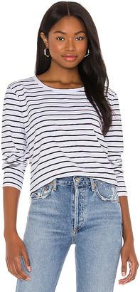 Seafolly Vacay Stripe Long Sleeve Top