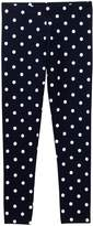 Joe Fresh Allover Print Stretch Legging (Toddler & Little Girls)