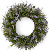 JCP HOME JCPenney HomeTM Spring Lavender Wreath