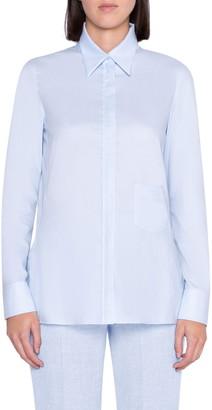 Akris Cotton Twill Shirt