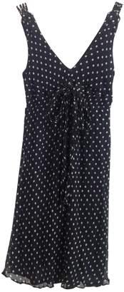 Gerard Darel Black Silk Dress for Women