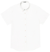 Denham Ford Long Sleeve Shirt, White