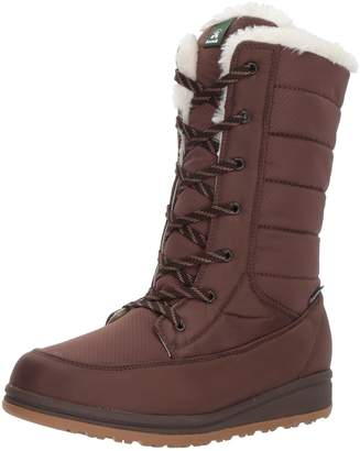 Kamik BAILEE Women's Snow Boots Brown (Chocolate CHO) 6 UK (39 EU)
