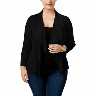 Love Scarlett Women's Plus Size Cascade Cardigan