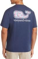 Vineyard Vines Marlin Coral Pocket Tee