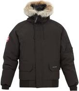 Canada Goose Chilliwack fur-trimmed bomber jacket