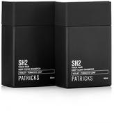 Patricks SH2 thick hair deep clean shampoo 60ml Twinpack