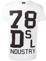 Diesel printed motif T-shirt - men - Cotton - L