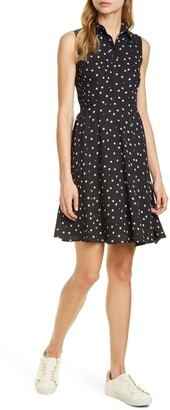Kate Spade Daisy Dot Shirt Dress